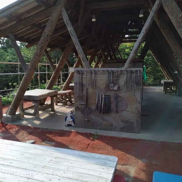 田浦青少年自然の家キャンプ場へのアクセス、駐車場、場内の様子は?