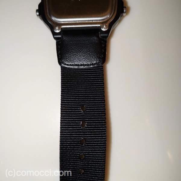 腕時計ベルトの臭いは○○を使って一発消臭できた!